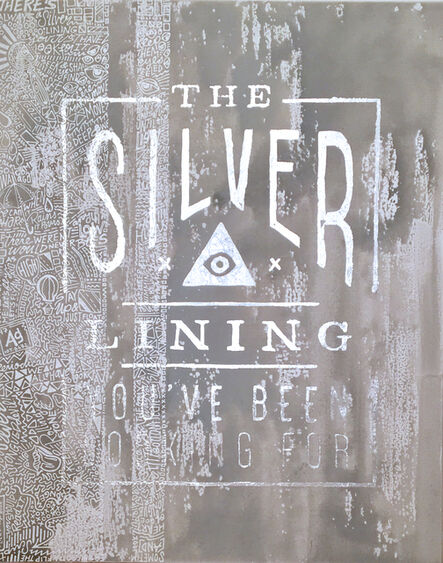 Cayla Birk., 'Silver Tongue Series: SILVER LININGS', 2017