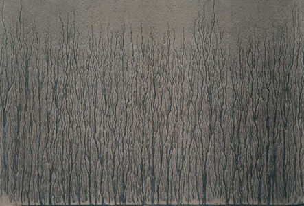 "Richard Long, 'Image C from: ""River Avon Mud Drawings"", 1989', 1989"