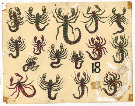 Rosie Camanga, 'Untitled (Scorpions)', 1950-1980