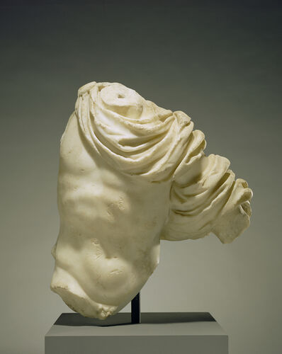 'Torso of Actaeon',  1st -2nd century