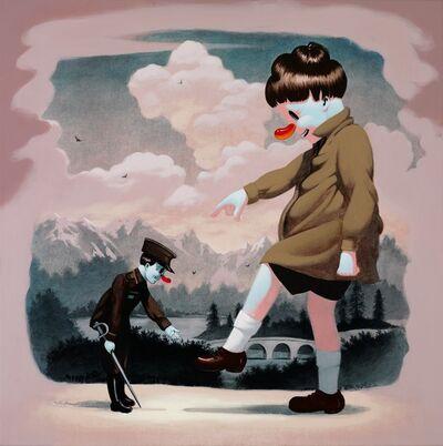 Victor Castillo, 'Funny little men', 2011