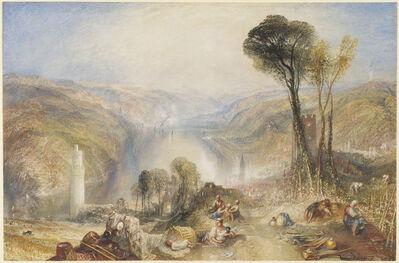 J. M. W. Turner, 'Oberwesel', 1840
