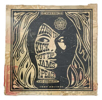 Shepard Fairey, 'Kick Out the Jams Album Cover', 2007