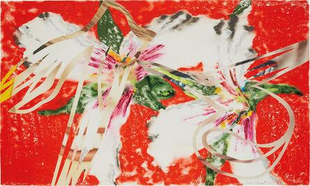 James Rosenquist, 'Sister Shrieks, from Secrets in Carnations', 1987