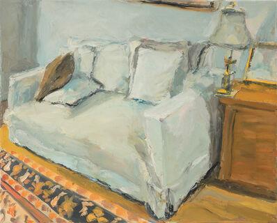 George Nick, 'untitled (sofa)', 2017