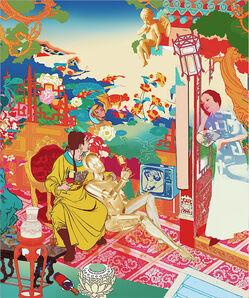 Jacky Tsai, 'The Sorrows Of Misfortune', 2018