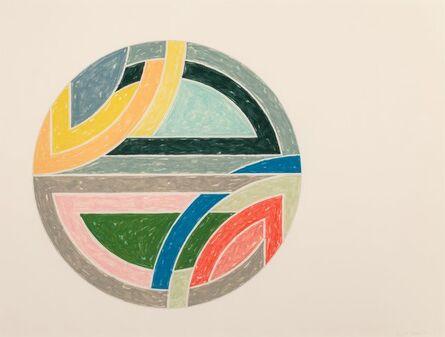 Frank Stella, 'Sinjerli Variation IIa', 1977