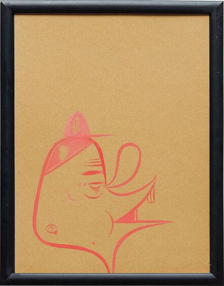 Barry McGee, 'Art Piece #13', 2007
