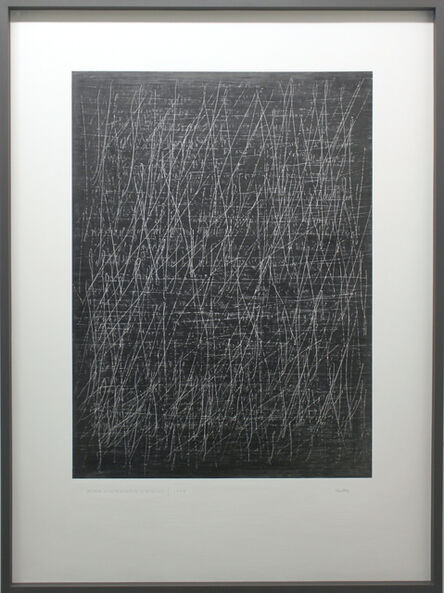 Paul Fry, 'The Edge of Silence (Drawing)', 2017