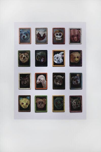 """Jonathan Hammer, '""""After school""""', 2012"""