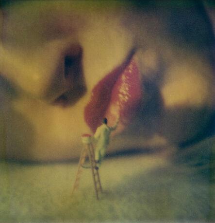 Lukas Brinkmann, 'With a little Help - Contemporary, Polaroid, 21st Century, Color, Conceptual ', 2012