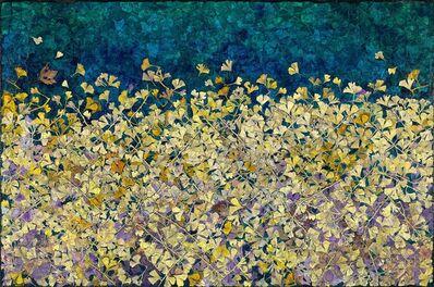 Rosemary Feit Covey, 'Gingko', 2017