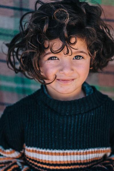 Zack Whitford, 'Syrian Girl', 2015