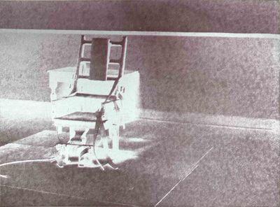 Andy Warhol, 'Electric Chairs II.78', 1971