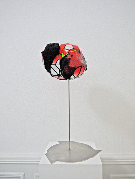 Florian Auer, 'Orange Ball', 2015
