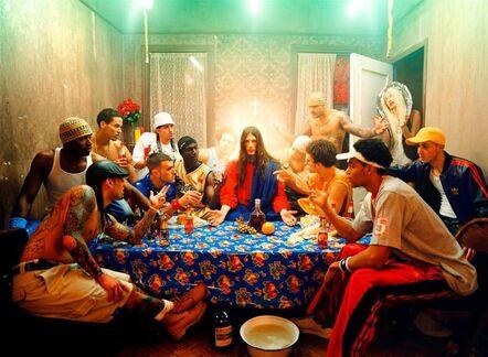 David LaChapelle, 'Jesus is my homeboy: American Supper', 2003