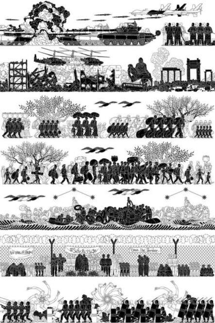 Ai Weiwei, 'The Odyssey ', 2017