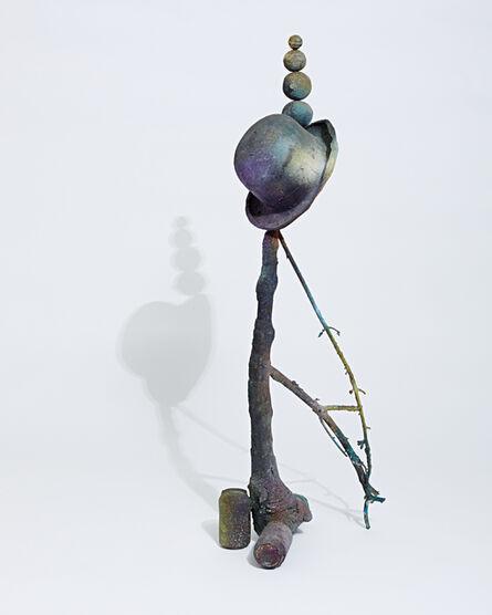 Folkert de Jong, 'Act of Despair - Bowler Hat #2'