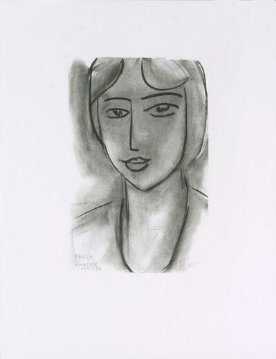 Henri Matisse, 'Paula', 1988