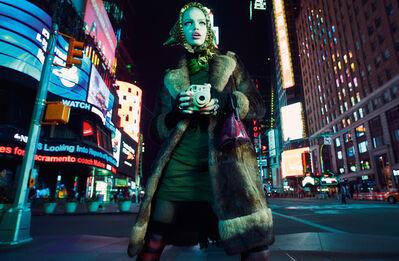 Emma Summerton, 'Daphne Times Square 2am', 2015