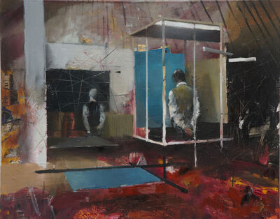 Daniel Pitin, 'Students', 2014