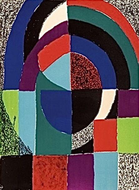 Sonia Delaunay, 'Cathédrale ', 1971