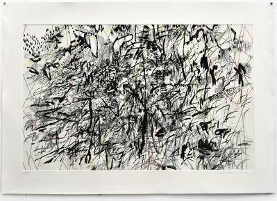 Julie Mehretu, 'Vertiginous Fold', 2014