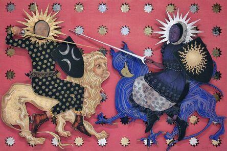 Deming King Harriman, 'The Duel', 2017