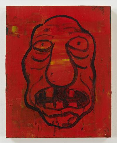 Jim Torok, 'Self-Portrait Red', 2015