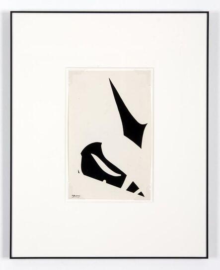 Romulo Aguerre, 'Expresionismo concreto No.3 ', 1967