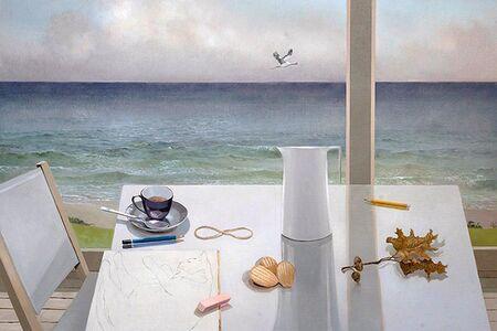 Barbara Kassel, 'Autumn Surf'