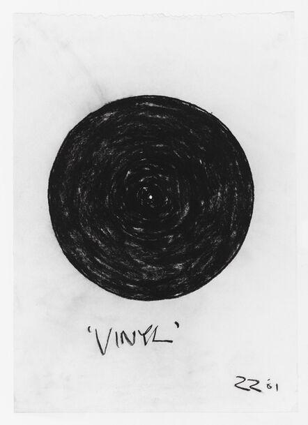 Robin Rhode, 'VINYL', 2001