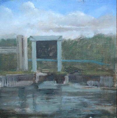 Jean-Baptiste Marot, 'Barrage 1, Mericourt', 2017