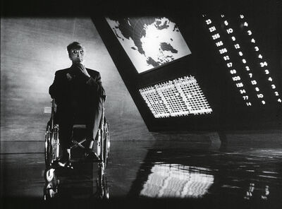 Stanley Kubrick, 'Dr. Strangelove or: How I Learned to Stop Worrying and Love the Bomb (still)', 1963-1964