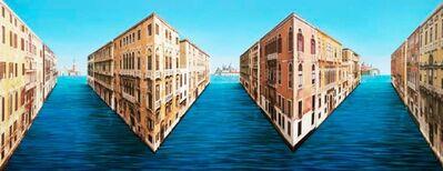 Patrick Hughes, 'Venetian', 2012
