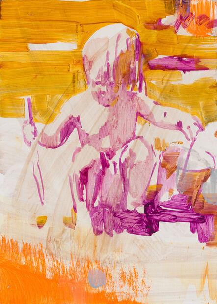 Katharine Le Hardy, 'Damming rivers', 2021