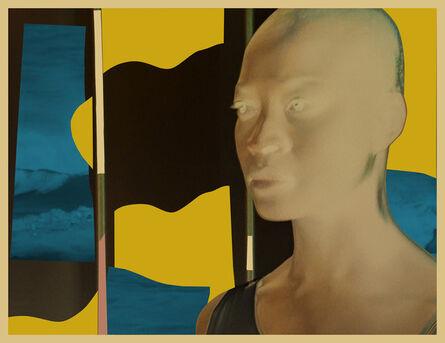 Isaac Julien, 'Cyborg #1 Octavia / Dune (Radioactive series)', 2018