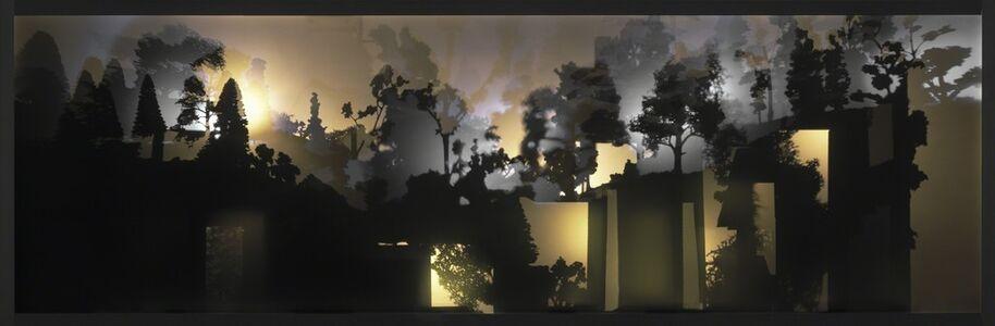 Won Ju Lim, 'Memory Palace, Terrace 49 #8', 2003