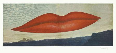 Man Ray, 'A l'heure de l'observatoire - les amoureux', 1970