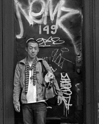 Robert Kalman, 'Sungwoo with Bong', 2016
