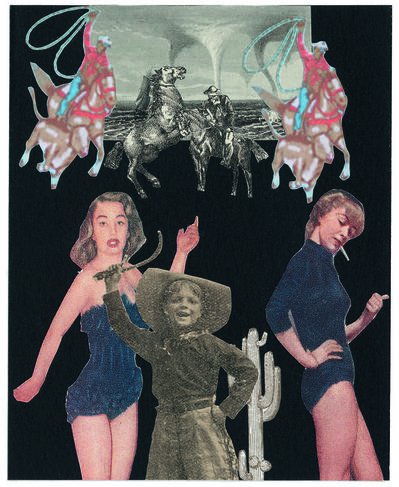Peter Blake, 'The Boys Are Dreaming Wicked', 2013