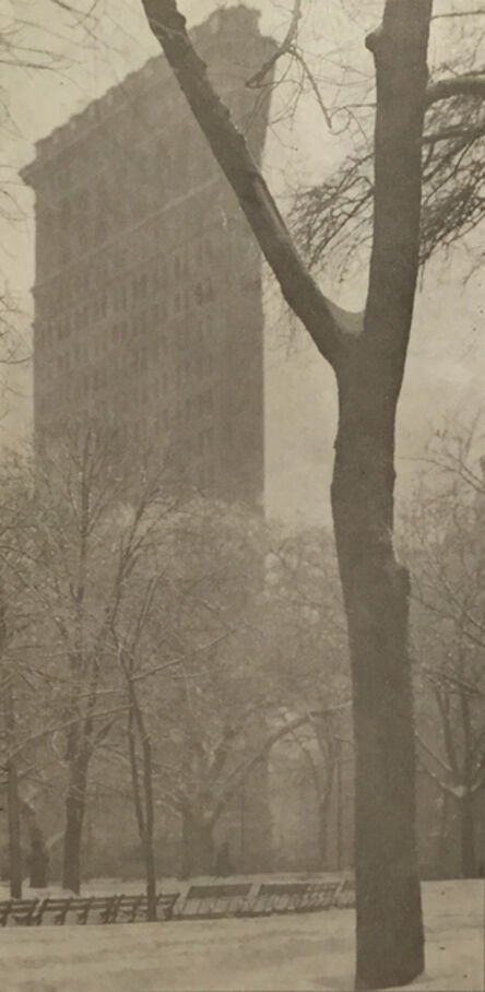 Alfred Stieglitz, 'The Flat Iron', 1903
