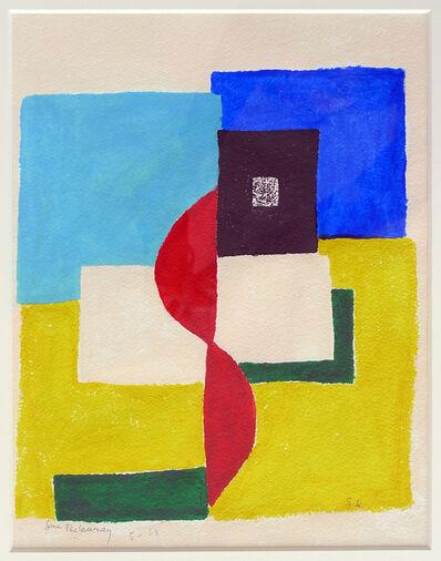 Sonia Delaunay, 'Rythme Colour', 1958