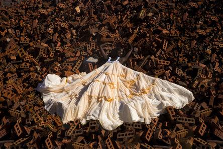 Yannis Davy Guibinga, 'The First Woman I', 2020