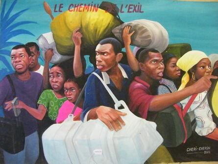 Cheri Cherin, 'Le chemin de l'exil '