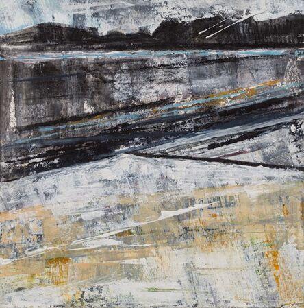 Margot Voorhies Thompson, 'Desert Poem, Dark Space', 2017