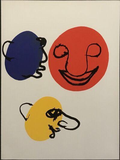 Alexander Calder, 'Derriere le Miroir # 212', 1965