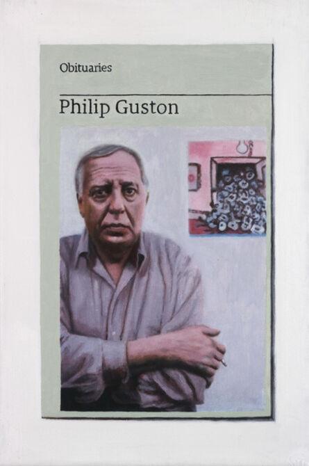 Hugh Mendes, 'Obituary: Phillip Guston ', 2017