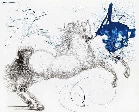 Salvador Dalí, 'Mythology Suite: Pegasus', 1964