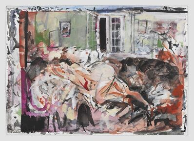 Cecily Brown, 'A Room of One's Own', 2020